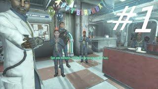 Fallout 3 Episode 1: Vault 101 Walkthrough