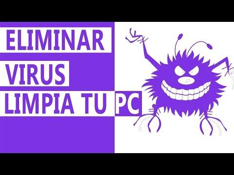 COMO ELIMINAR LOS VIRUS EN TU PC SIN ANTIVIRUS 2017. EN WINDOWS 10.8.8.1.7 (BIEN EXPLICADO)