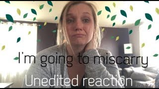 I'm Going to Miscarry || Raw Reaction to the Results || TTC with Femara