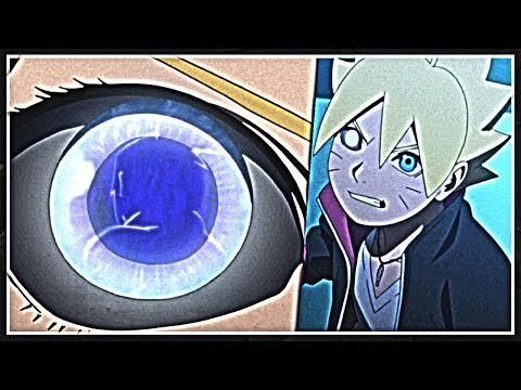 Boruto's Eye Confirmed Not The Byakugan!!! Boruto Naruto Next Generations Episode 9 Review!!! ボルト 9