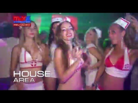 MIXX Discotheque Pattaya - Dr. House Party with Pay and White