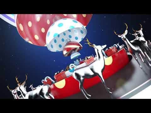 Christmas, Рождество, Новый год #28: футаж для видеомонтажа