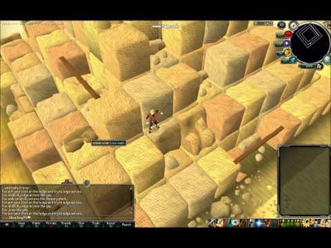 Runescape – Guide – The agility pyramid