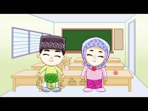 [official Mv] Kumpulan Alif Iqra' - Alif Ba Ta (ا  ب  ت) video
