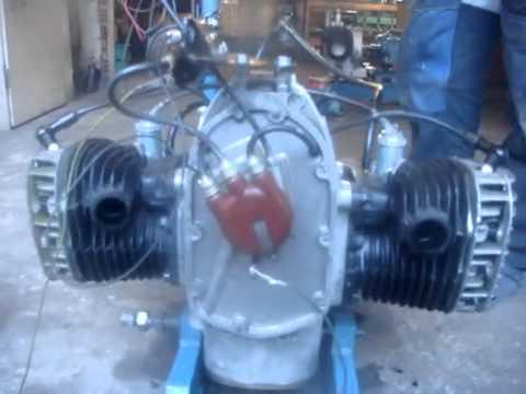 Двигатель от Урал М72