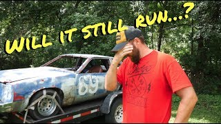 I bought a old Chevy Monza Racecar! - Vice Grip Garage EP31