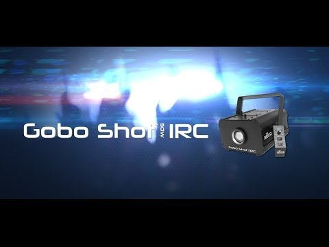 Gobo Shot 50W IRC by CHAUVET DJ
