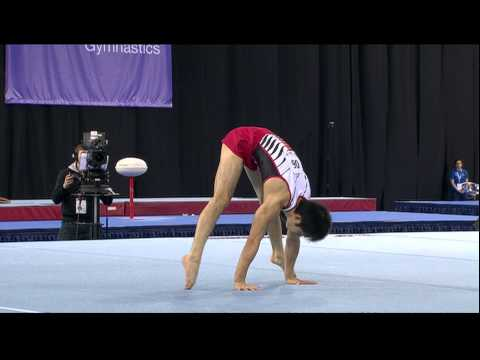 Kazuhito Tanaka (JPN) Floor