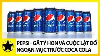 Pepsi - Gã Tí Hon Và Cuộc Lật Đổ Ngoạn Mục Trước Đế Chế Coca Cola