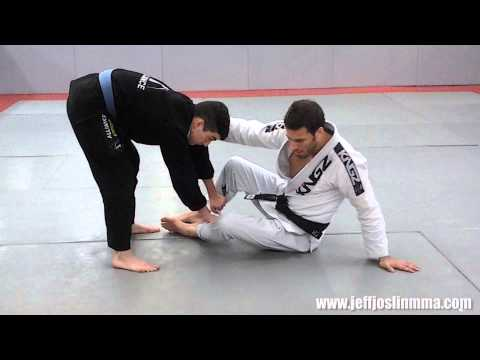 Brazilian Jiu-Jitsu (BJJ) Technique Breakdown - Bullfighter Guard Pass Counter Image 1