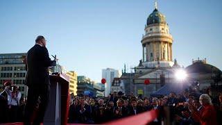 Berlin: Schulz warnt vor