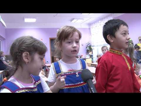 2014 12 12 - Народные игры Детский сад Радуга (Лобня)