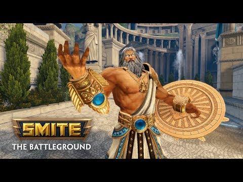 SMITE Machinima - The Battleground (Episode 1)