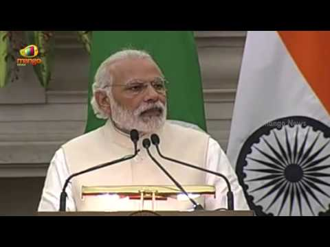 PM Modi Says, Stability and Security of Maldives in India's Interest | Mango News