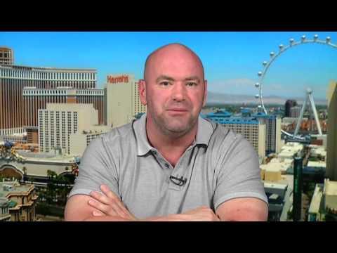 """Ronda would rag doll Mayweather"" Dana White to Tim and Sid"