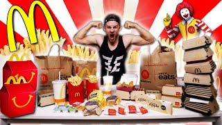 What Really Happens When You Eat McDonalds For 24 Hrs