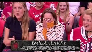 Houston Rockets Mascot Bent The Knee To Daenerys Targaryen At Game 6