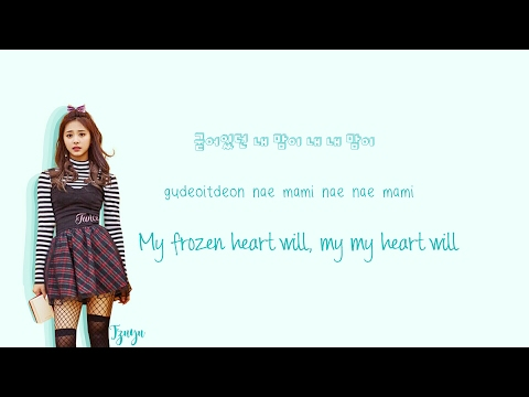 TWICE - Knock Knock Lyrics (Han|Rom|Eng) Color Coded