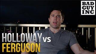 Is Tony Ferguson next for Max Holloway?