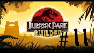 Let's Play Jurassic Park Builder [HD] #11 ~ mal wieder nach dem Rechten sehen ~