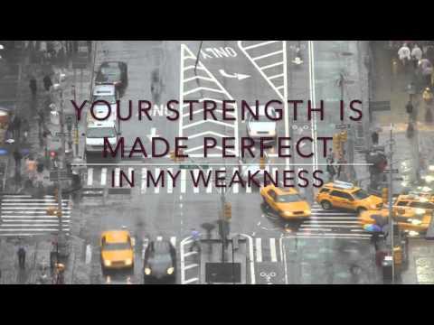 Strength Made Perfect ft. Jonathan Butler- Lyric Video