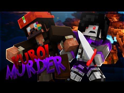 FACCIO DIVENTARE EREN CATTIVO! - Minecraft ITA - KUROI MURDER w/ Eren Tear Dlarzz Tano
