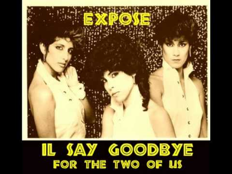 Expose - I'll Say Goodbye For The Two Of Us-solitario. video