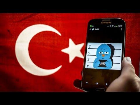 Turkey Blocks Twitter To Mask Abuse Of Kurds