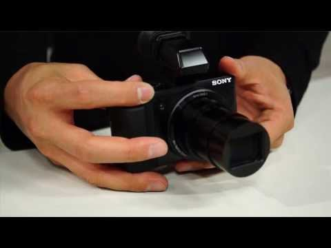 FIRST LOOK: Sony Cyber-shot HX50, smallest & lightest 30x optical zoom camera