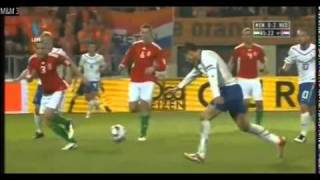 Hungary vs Holland 0 - 4 - All Goals & Highlights - 25-03-2011