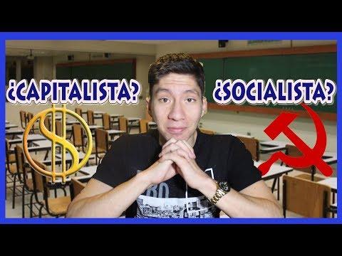 El salón de clases: ¿Socialista o Capitalista? - Cristotales