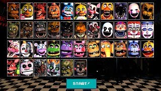 JUMPSCARE SIMULATOR - Ultimate Custom Night