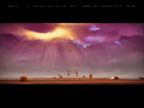 Cloudy With a Chance of Meatballs 3D Movie Trailer 2009