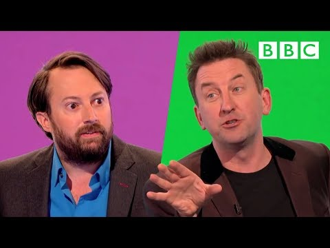 Is David Mitchell's appearance noteworthy? - Would I Lie to You? - Series 7 Episode 1 - BBC One