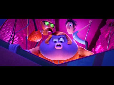 CLOUDY WITH A CHANCE OF MEATBALLS 2 Clip: Wedgie Proof Underwear At Cinemas October 25