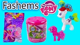 MLP Squishy POPS Ball Blind Bags Surprise Mystery Figure Rings My Little Pony Opening ...