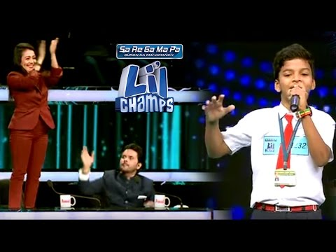 SAREGAMAPA Little Champs - 25th February 2017 | Full Launch | Sa Re Ga Ma Pa L'il Champs 2017