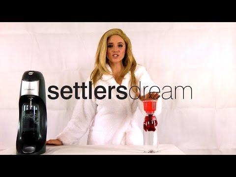ScarJo - Settlersdream (Sodastream Parody)