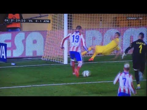 Amazing Rush Goal Fernando Torres vs Villareal (29/04/2015)