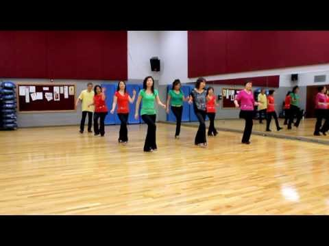 A Little Bit Gypsy - Line Dance (Dance & Teach in English & 中文)