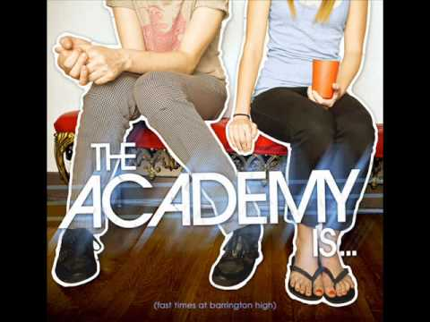 The Academy is - About A Girl (Acoustic) Lyrics