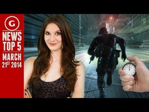 EA and Titanfall Disappoint. All The PS4 VR Details! - GS News Top 5