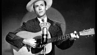 Watch Hank Williams Im So Lonesome I Could Cry video