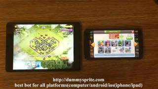 Download lagu Clash Of Clans Bot On Ios And Android gratis