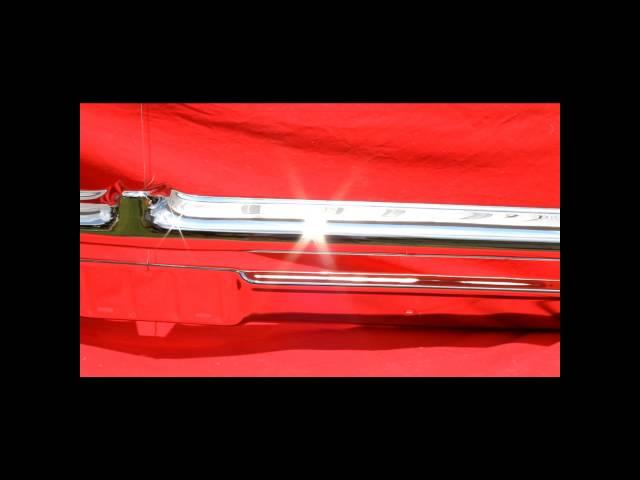 1964 GTO Bumper