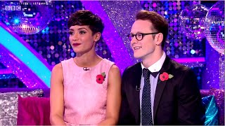 Frankie Bridge & Kevin Clifton - It Takes Two - Strictly Come Dancing - 7th November 2014