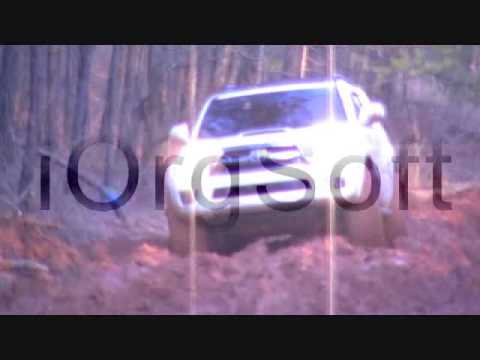 2006 4runner mud riding Video