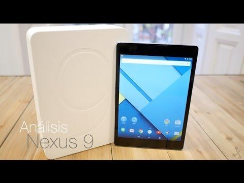 Análisis Nexus 9, review a fondo