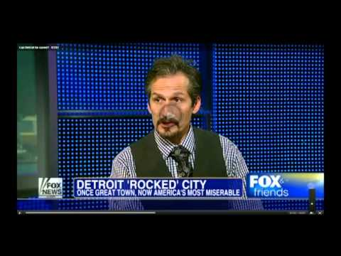 Funny Fox News Fails Trying to Blame Democrats for Detroit