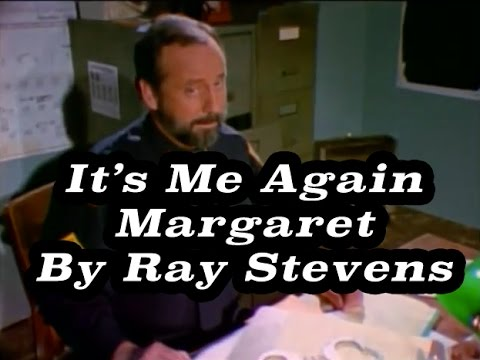 Ray Stevens - It's Me Again Margaret video